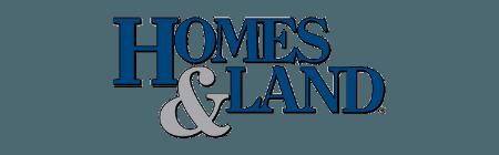 Homes and Land Logo
